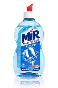 MIR Magic Vinegar - Dishwasher Rinse