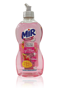 Hand washing liquids - MIR World Secrets Mango, Dragon Fruit